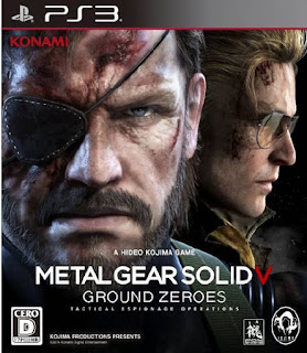 METAL GEAR SOLID V GROUND ZEROES PS3 TORRENT