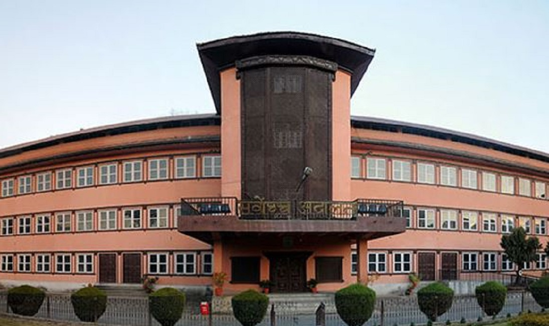 The case of dissolution of Nepali parliament reached the Supreme Court