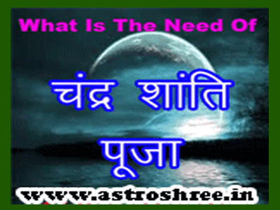all about Chandra Shanti pooja, Remedies of moon by astrologer