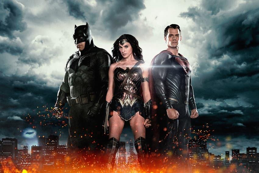 Слух - Warner Bros разрабатывает новый кроссовер Супермена, Бэтмена и Чудо-женщины
