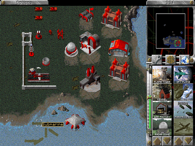 Command and conquer 2