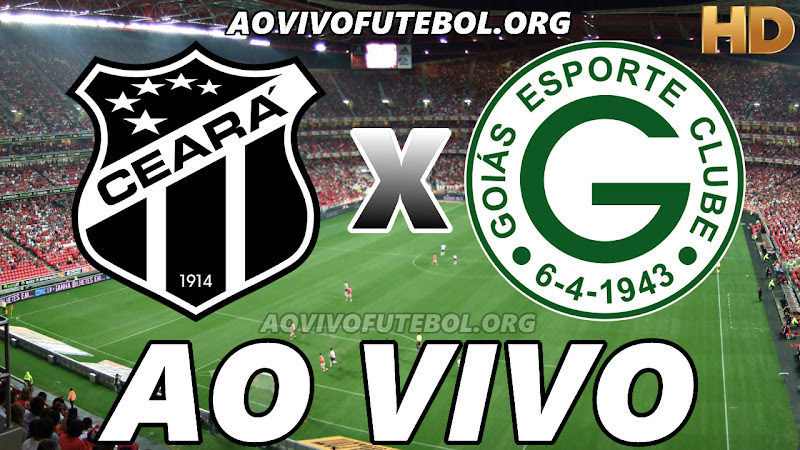 Ceará x Goiás Ao Vivo HD TV PFC