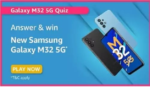 How many bands does the #FutureReady5G smartphone Galaxy M32 5G support?