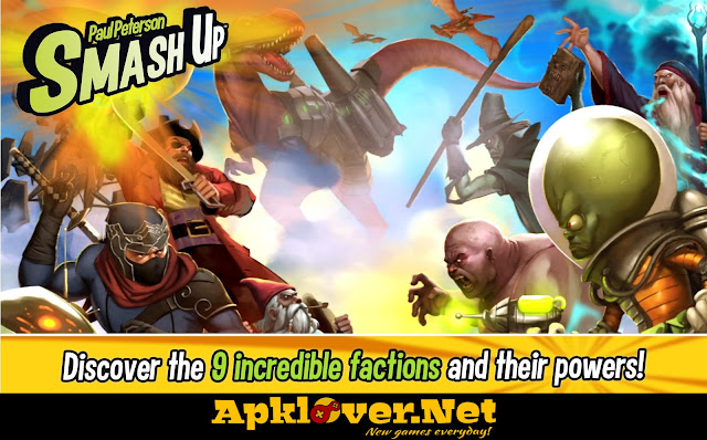 Smash Up APK full premium