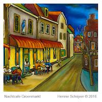 Schilderij van Hennie Schrijver