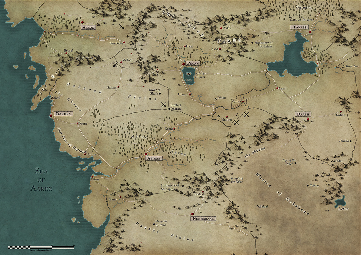Elyden Worldbuilding Cartography And Conlanging In The World Of