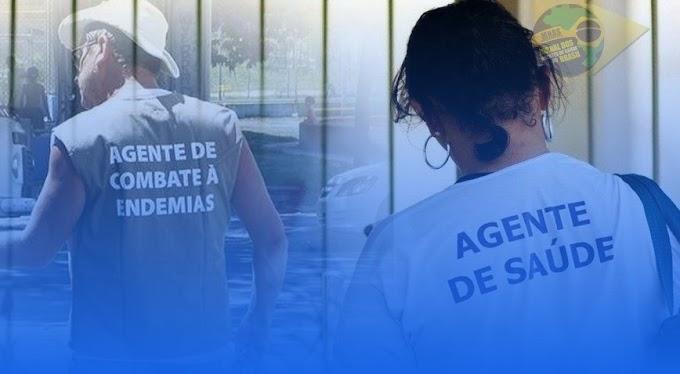 Brasil: Agentes Comunitários e de Combate às Endemias foram avaliados pelos usuários do SUS