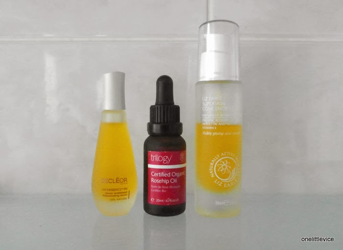 face oils plump smooth skin even skin tone
