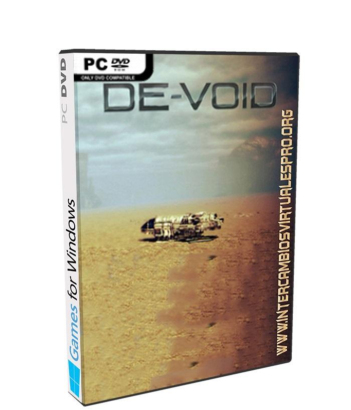 De Void poster box cover