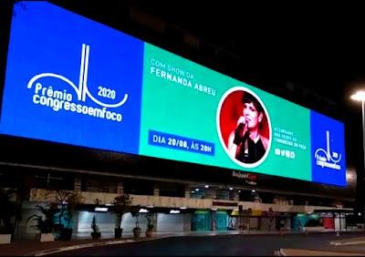 Prêmio Congresso em Foco 2020. Café com Jornalista