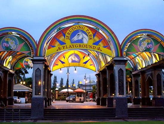 Fakta Menarik dan Keelokan Wisata, Brunei Darussalam Jerudong Park