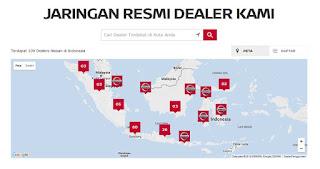 lokasi dealer nissan