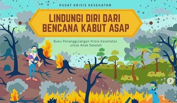 Tips Agar Rumah Aman dari Asap Kebakaran Hutan dan Lahan