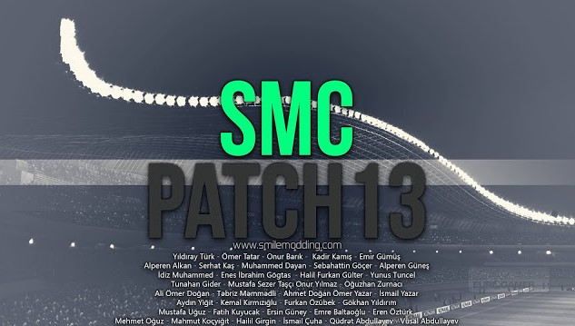 SmilePatch 13 by SmileModding - Released 25/10/2016