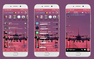 Airplane Theme For YOWhatsApp & Fouad WhatsApp By Leidiane