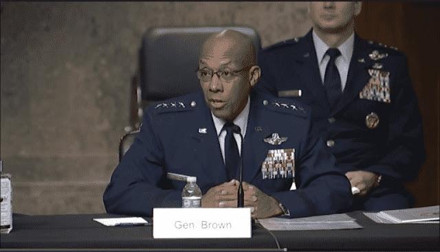 Thượng viện chuẩn thuận chỉ huy trưởng quân đội người Mỹ gốc Phi đầu tiên
