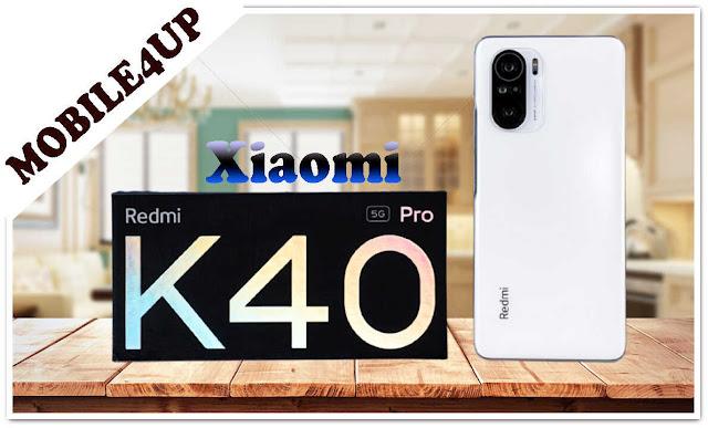 Xiaomi Redmi K40 Pro  سعر ومواصفات هاتف شاومى ريدمى كى 40 برو