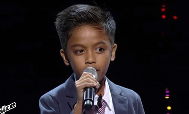 "Alvin Dahan sings ""Pangarap Ko ang Ibigin Ka"""