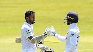 Sri Lanka vs Bangladesh 1st Test 2021 Highlights