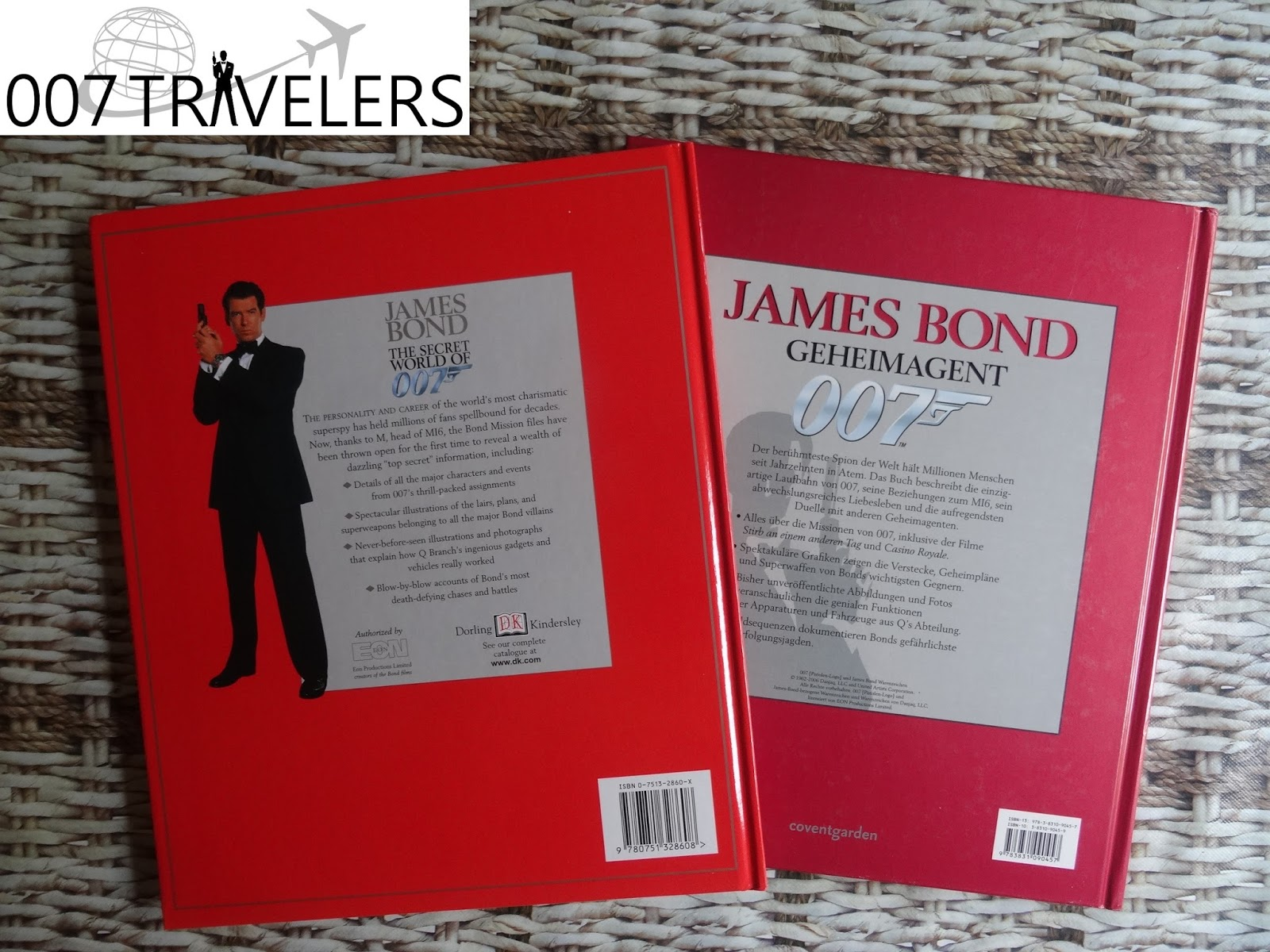 Creators of the Bond films
