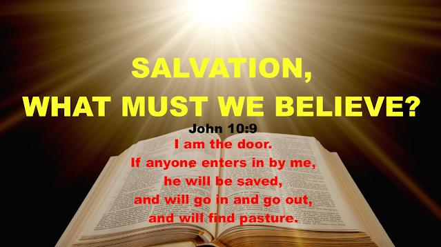 John 3:16.