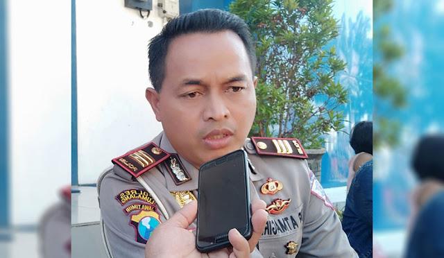 Kasatlantas Polres Lumajang, AKP I Gede Putu Atma Giri, SH MH.
