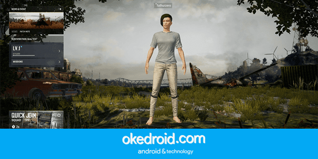 tutorial tips langkah langkah cara daftar install download bermain game pubg lite pc komputer laptop