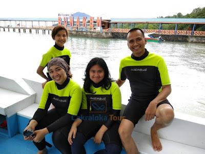 Paket Wisata Bunaken 1 Hari Tour 1 Day Daily