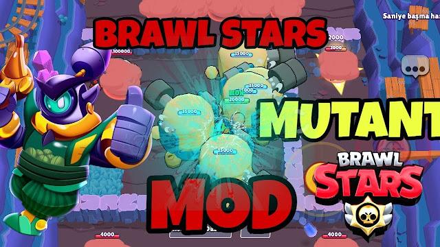 Brawl Stars Mutant Modu 2 - Süper Çılgın Karekterler