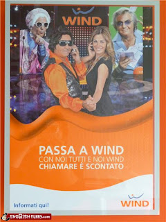 passa a wind funny poster for musical