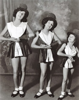 Judy Garland & The Gumm Sisters