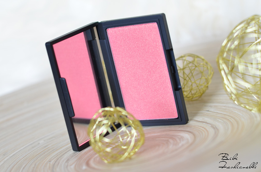 Sleek Blush Rose Gold offen Textur