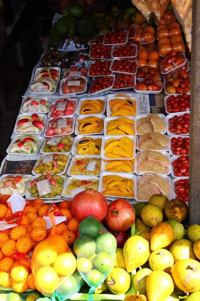 Sabah Trip - Pasar Sayur Dan Buah Kundasang