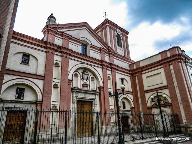 Colegio Mayor de San Bartolomé, Bogotá, Colômbia
