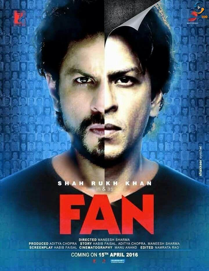 Fan 2016 Movie Free Download Full HD 720p Bluray thumbnail
