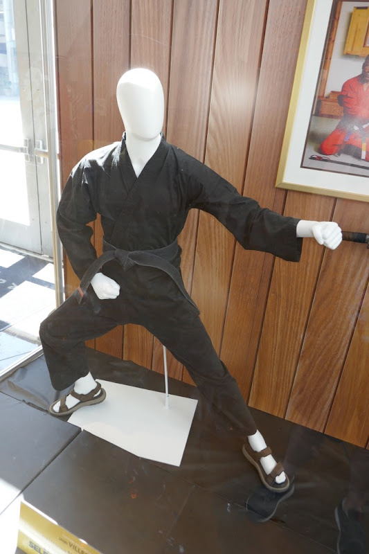 Alessandro Nivola Art of Self-Defense Sensei costume