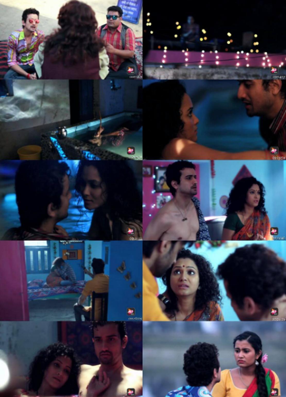 [18+] Gandii Baat 2018 Hindi Complete Season 1 [Episode 1-4] 720p HDRip Gandii Baat 2018
