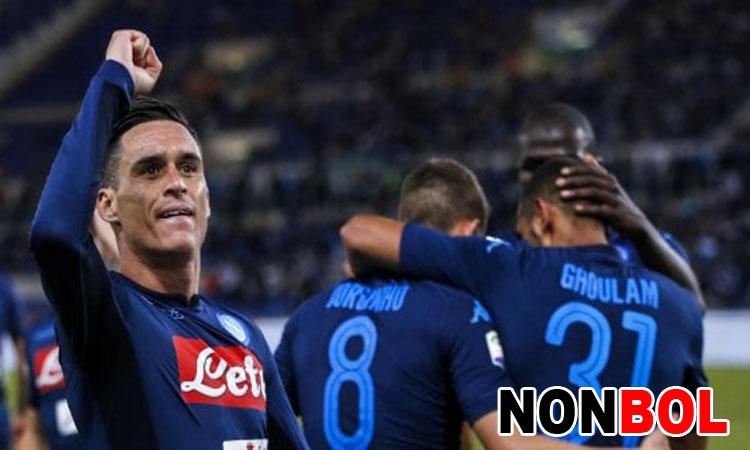 Cuplikan Gol Napoli 4-1 Lazio | Liga Italia Pekan 24