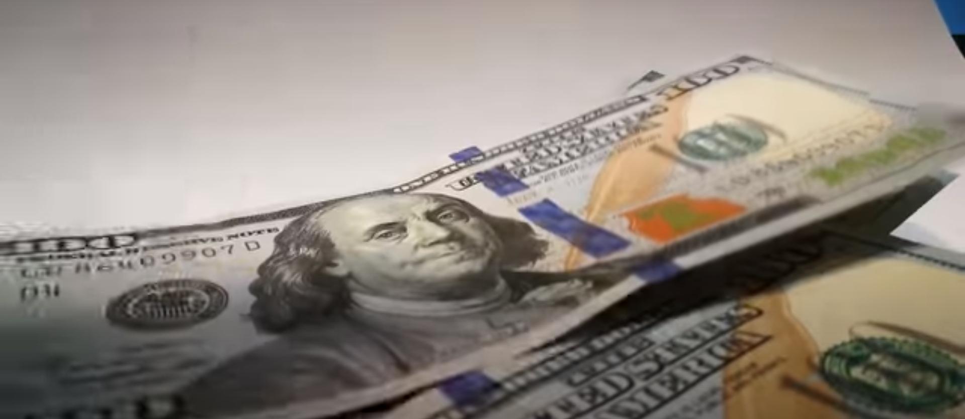 Доллары деньги трейдинг