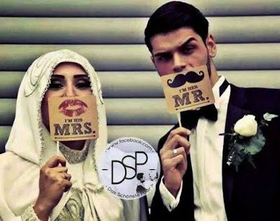Suami Istri Dilarang Untuk Menyebarkan Cerita Hubungan Intim Suami Istri Kepada Orang Lain