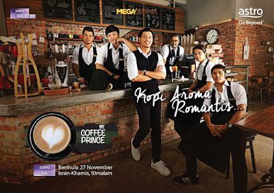 Drama My Coffee Prince