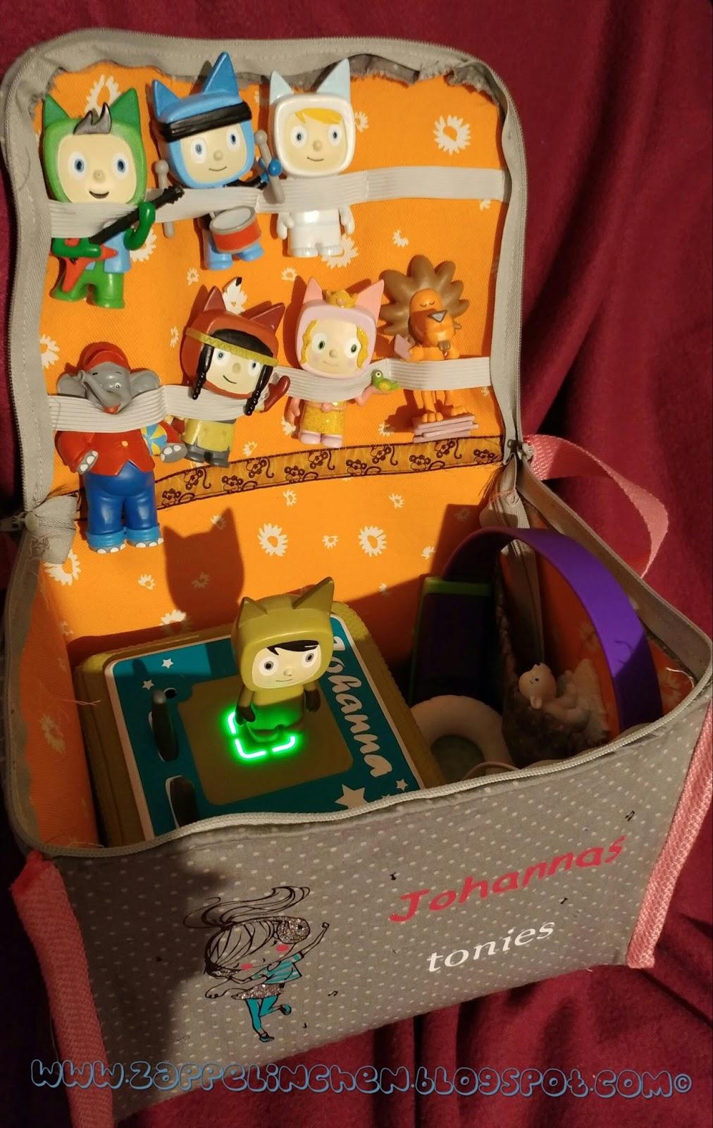 Kinder, Nadel, Katz und Schule 😉: Toniebox- Tasche und ...