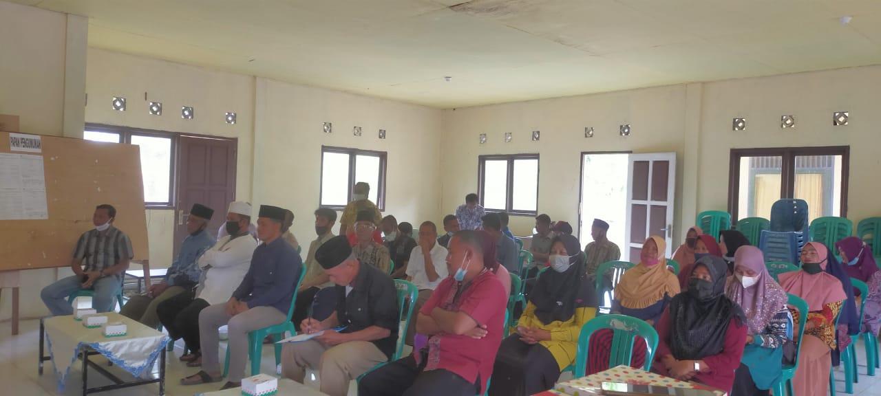 DPRD Natuna Gelar Reses, Warga Desa Kelanga Minta Semennisasi