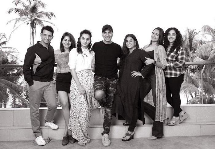 Mission Mangal starring Akshay Kumar releases on 15 August, 2019!