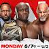WWE Monday Night Raw 26.07.2021 | Vídeos + Resultados