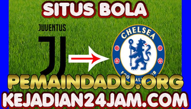 Klub Juventus Berburu Pemain Baru Di Klub Chelsea