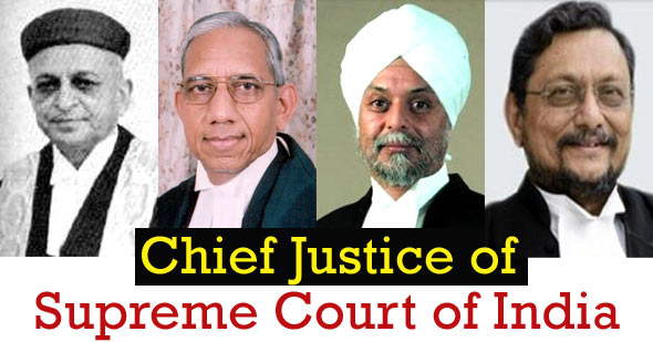 supreme court chief justice of india