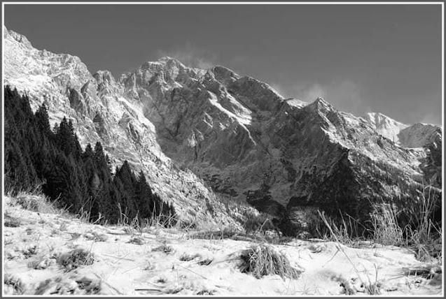 Il Monte Coglians Ph: Dorino Bon