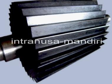 Pisau Pelet Plastik - Pisau Nanas - Rotary Blade - Plastic Knife Grinder - INTRANUSA MANDIRI – pisau industri 01