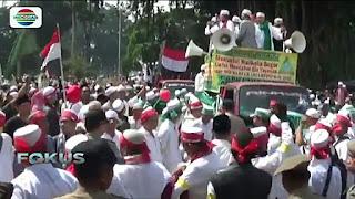 Demo Tolak Wahabi di Bogor